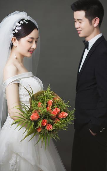 【济南唯恋高端婚纱摄影】文艺风照片展示