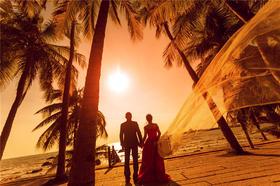 伊莎利娅全球旅拍三亚海景客片欣赏