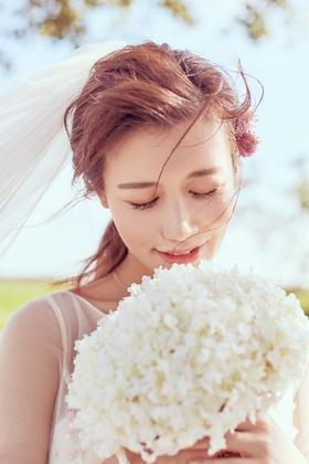 清新婚纱照【进部摄影】一起吃苦的幸福