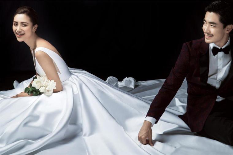 巴黎恋人摄影|室内高端主题婚纱照系列
