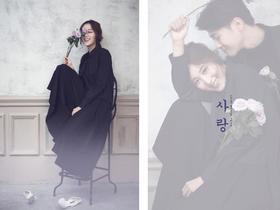 苏州80后韩式婚纱摄影-客片《文韩》