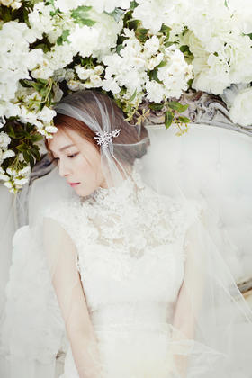 MLXN米兰新娘-最新韩式唯美系列婚纱照