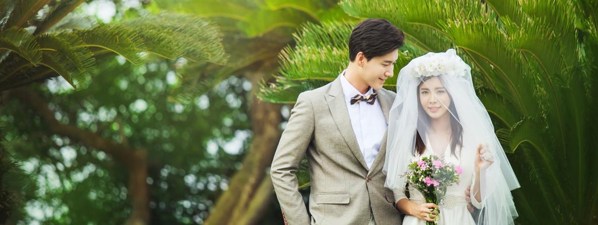 【进部清新婚纱摄影】致我们甜甜的恋爱