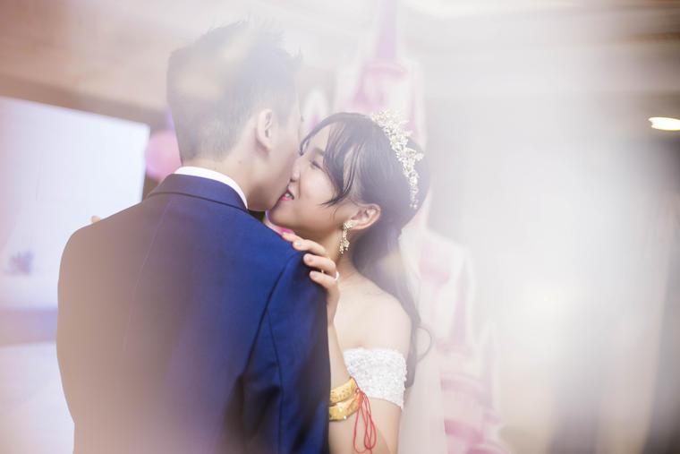 「纪实婚礼摄影」我只会用心来爱你