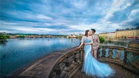 徕丽文艺婚纱摄影|布拉格千年之恋