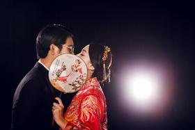【爱蜜月旅行婚纱】中式婚纱照