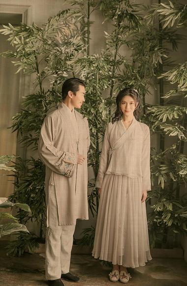 [WELOVE&主题]古典国画风婚纱照