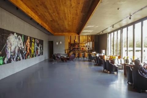 北京藏红花咖啡艺术馆