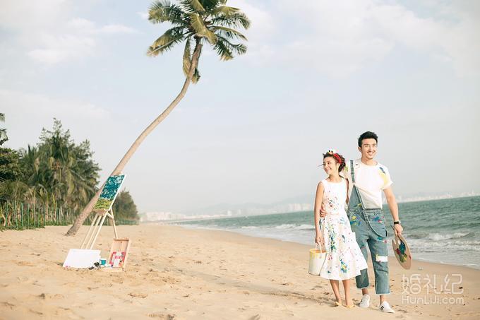❤厦门/三亚旅拍婚纱摄影