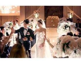 唯美婚礼跟拍【因为我刚好遇见你】