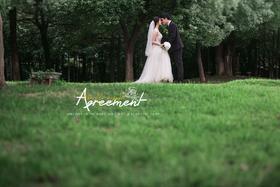 安妮摄影客片-清新自然风婚纱照