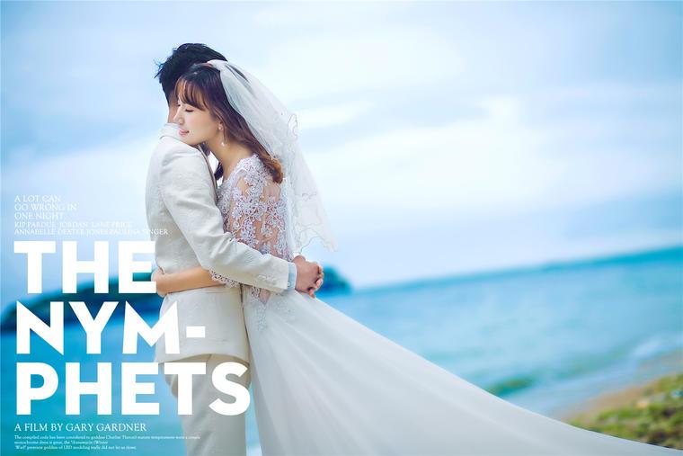 洛可可婚纱摄影【大连站】文艺客片鉴赏