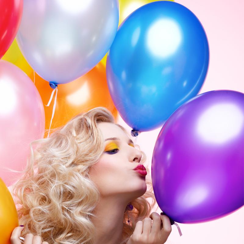 梦之缘 大促婚庆用品气球圆形珠光加厚气球结婚生日布置拱门气球