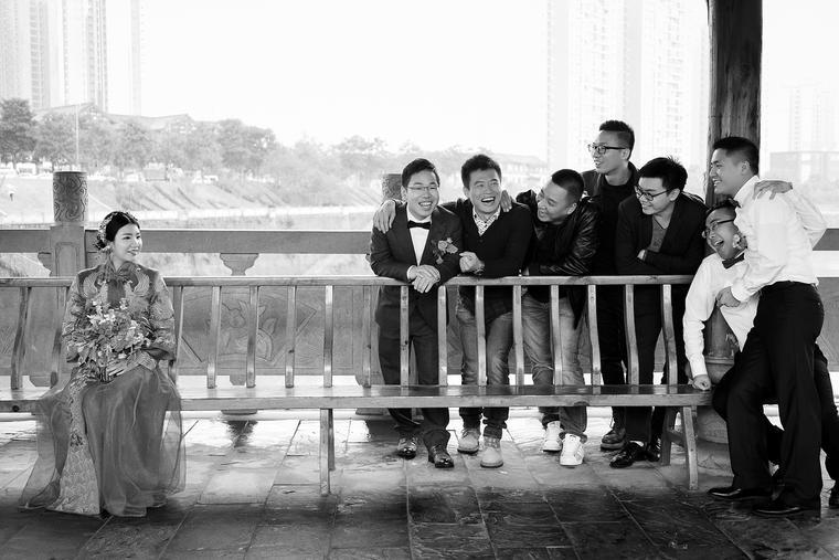 [玖-摄] Ting & Chi 纪实婚礼摄影