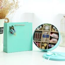 盒约个性定制喜糖盒成品含糖结婚伴手礼伴娘回礼满月生日创意礼盒