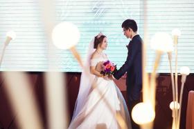 【婚礼纪实摄影】最好的幸福,就是你给的在乎
