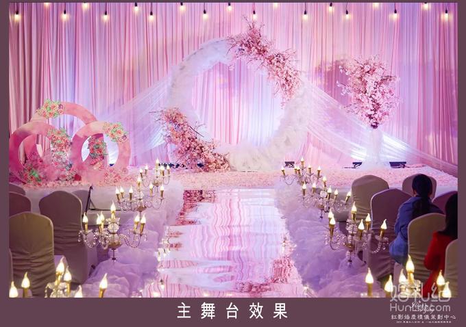 爱☆粉色系主题婚礼
