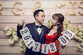 【铂菲摄影】2017.12.3婚礼跟拍