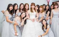 【悦摄影】纪实婚礼跟拍——求水山酒店