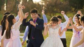 17年挑出那些令人心动的婚礼瞬间