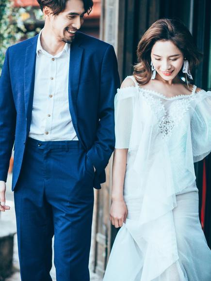 【东颂视觉全球旅拍--丽江站】街拍婚纱照