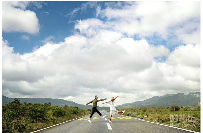 《轻奢旅拍》一价全包,尽享蜜月旅行无忧拍摄!