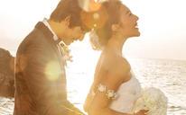 独家记忆---【醉夕阳】海景婚纱摄影