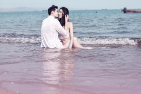 【施华洛旅拍大连站】性感旅拍 金石滩摩玛基地金石海景