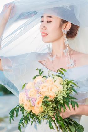 三亚苏苏丽娅婚纱摄影【唯美客片分享】