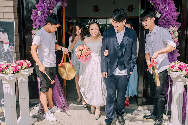 追光影像婚礼跟拍资深档案例