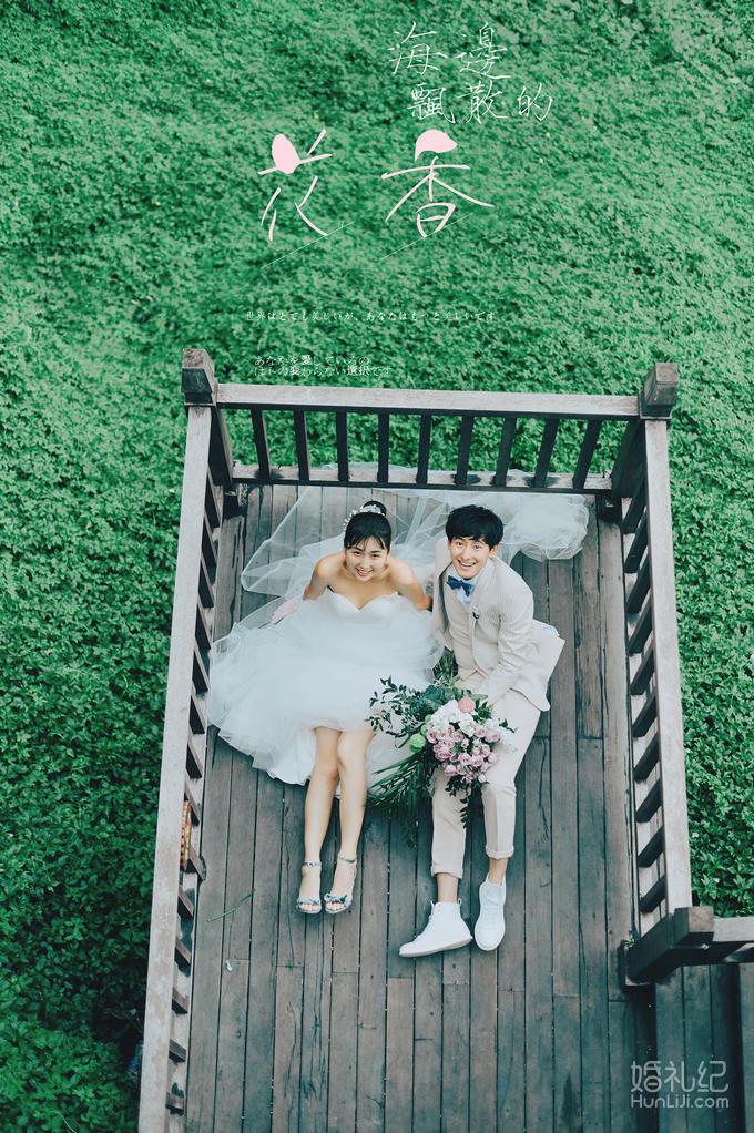 【情人节特惠】包酒店+包邮+包接机+全新嫁衣