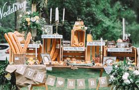 【珍妮罗曼】新概念婚礼--户外草坪《晴天》
