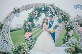 【珍妮罗曼】新概念婚礼--户外《三生三世》
