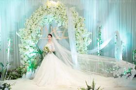 婚匠清新婚礼[小美好]城堡酒店