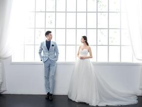 时尚内景婚纱照  太原罗亚婚纱摄影【韩志】