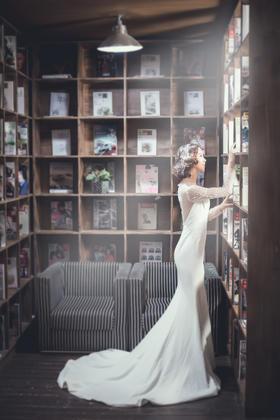 【水晶之恋 · 爱情记录者】韩式婚纱摄影