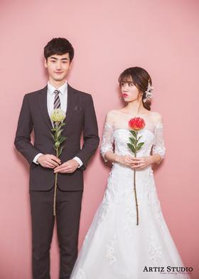 韩国艺匠1.26最新婚纱客照