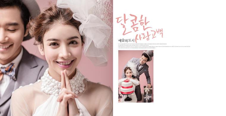 幸福时光婚纱摄影【相遇】韩式婚纱照