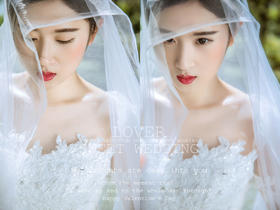 古摄影『三亚站婚纱摄影』客片欣赏:送给【陈先生&吕小姐】