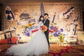蜗牛高端婚礼跟拍电影工作室最新客照