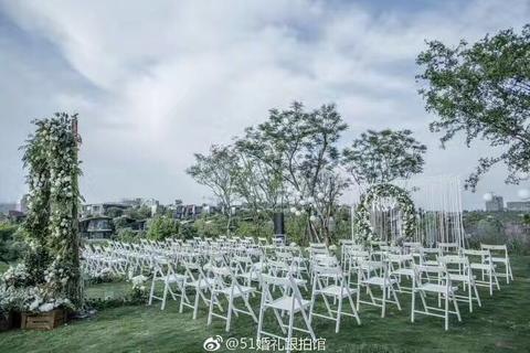 麓湖小岛婚礼