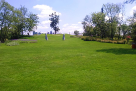 一号大草坪