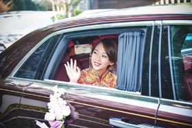 HY小曼创意婚礼纪实摄影-静安瑞吉