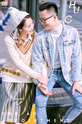 街拍婚纱照【8K拉】2.5客片|千厮门