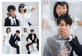 2018春夏新品之《甜蜜生活》时尚婚纱照