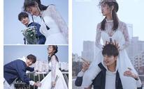 春夏新品之《恋城》时尚婚纱照