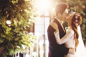 长沙波西米亚内景作品鉴赏|韩式小清新简约婚纱摄影