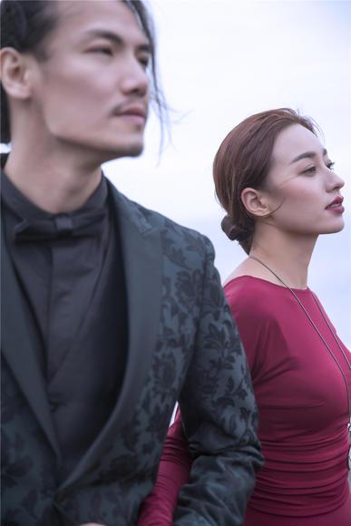 大连东尼海景沙滩作品鉴赏|韩式小清新唯美浪漫 海景婚纱照