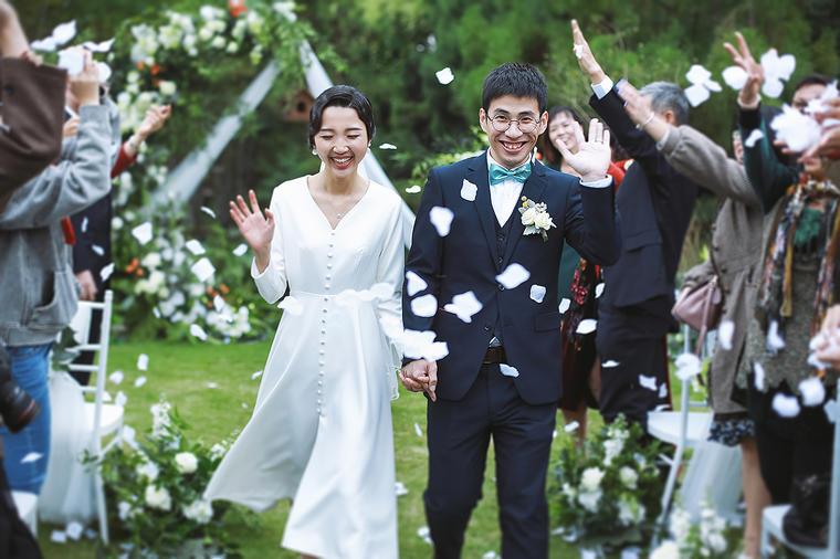 户外婚礼跟拍——YuChu & LuKi无懈可击