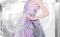 【AK婚纱】新款晕染婚纱礼服